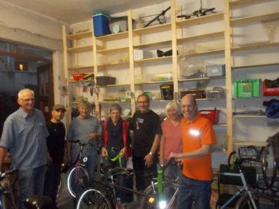 Flüchtlingsräder-Schrauben @ spontUN | Unna | Nordrhein-Westfalen | Deutschland