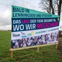 Banner Putenmastanlage Stockum-Lenningsen
